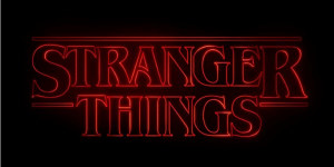 Stranger Things text