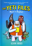 The Yeti Files cover