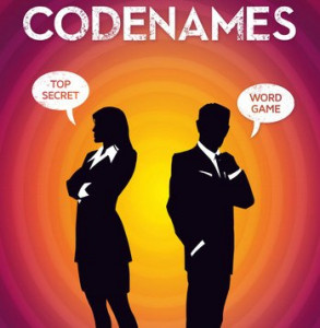 Codenames board game cover