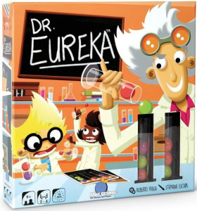 Dr Eureka board game