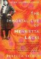 Immortal Life of Henrietta Lacks book cover