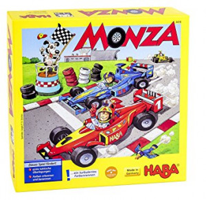 Monza board game