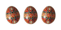 ukranian decorated eggs