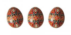 ukranian decorated eggs