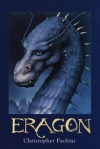 Book cover of Eragon the dragon
