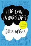 book cover for Fault in Our Stars