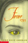 Book cover of a girl's eye