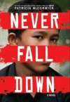 Book cover with boy from Cambodia with the book title over his face