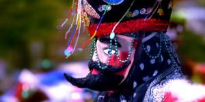 Chinelos dancer