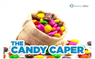 a bag of candy