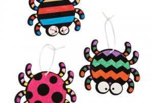 fuzzy-spider-craft