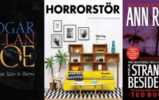 Staff Picks: Scary Stories