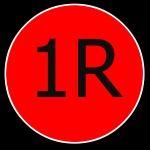 1 Red IRLA icon