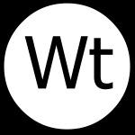 White IRLA icon