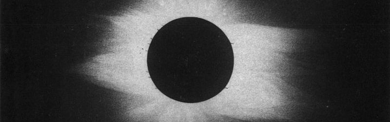 Eclipse of January 1, 1889 by Washington University