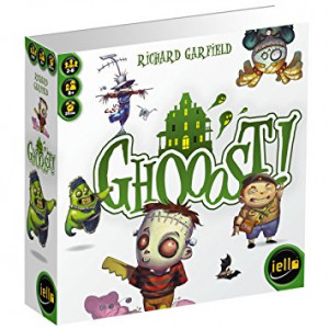 Ghooost board game