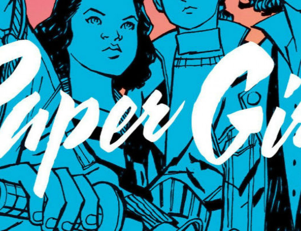 Meet the Paper Girls