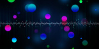 music frequency and bubbles