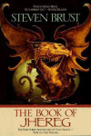 book cover with a Dragon hatching from an egg