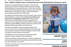 Mar/Apr 2019 Issue of Library News