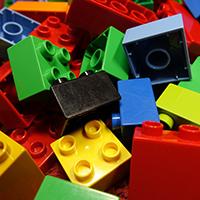 Lego Free Play @ Cedar Mill Library | Portland | Oregon | United States