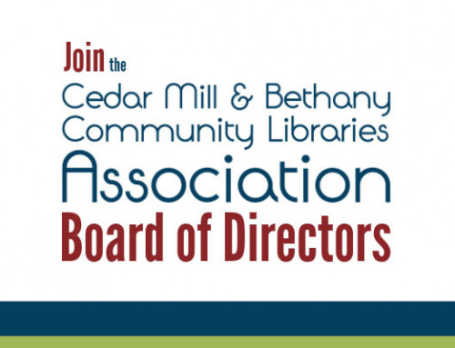 Join the CMBCLA Board of Directors