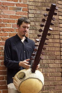 Sean Gaskell and the african kora