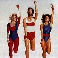 The Joy of Self Care: 1980's Workout @ Cedar Mill Library