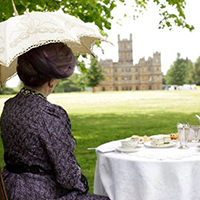 Downton Abbey Tea Party @ Cedar Mill Library | Portland | Oregon | United States