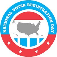 National Voter Registration Day @ Bethany Library | Portland | Oregon | United States
