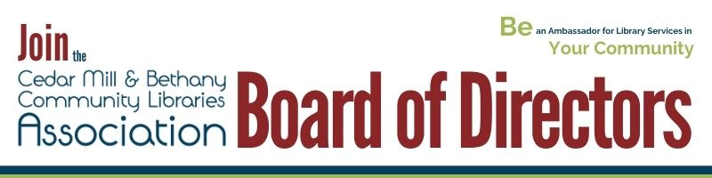 Join the CMBCLA Board