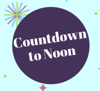 Countdown to Noon - New Year's Eve for Little Ones @ Bethany Library Annex