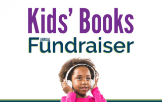 Kid's Books Fundraiser