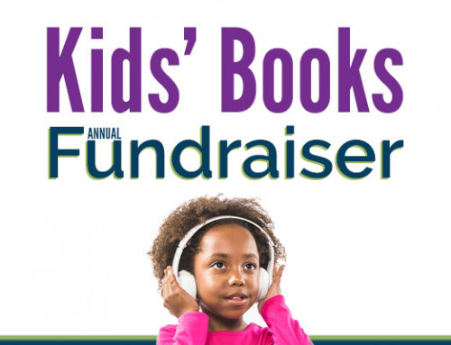 Annual Kids' Books Fundraiser