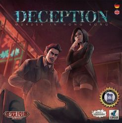 Deception board game