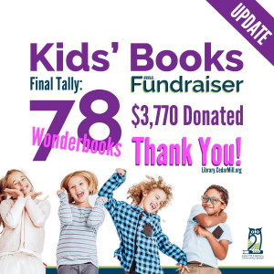 Annual Kids' Fundraiser Results