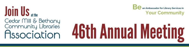 46th annual library association meeting