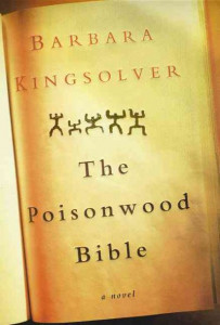 Poisonwood Bible book cover