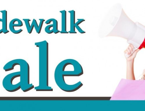 Second Edition Resale Sidewalk Sales