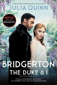 Bridgerton The Duke and I book cover